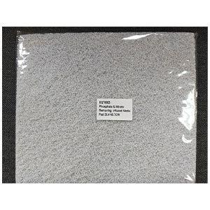 Фильтрующая губка для удаления фосфатов и нитратов