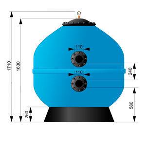 Фильтр AquaViva M1400